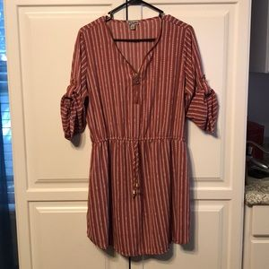 J for Justify Casual Dress